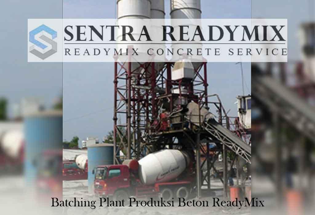 batching Plant Ready Mix di Jakarta