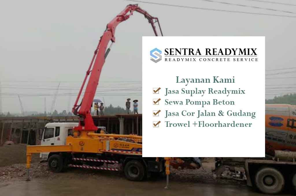 Layanan Readymix